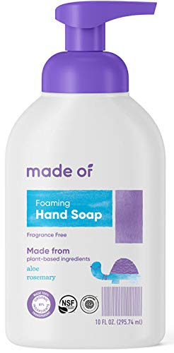 MADE OF Organic Foaming Hand Soap