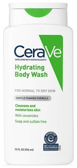 CeraVe Body Wash for Dry Skin