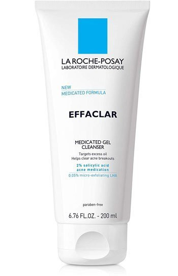 La Roche-Posay Effaclar Medicated Gel Cleanser Acne Wash