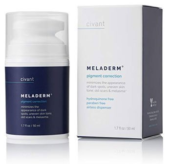 Meladerm best skin whitening cream