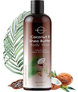 O Naturals Coconut & Shea Butter