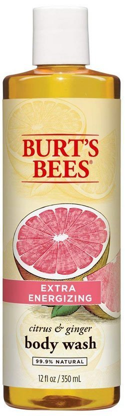 Burt's Bees citrus & ginger body wash