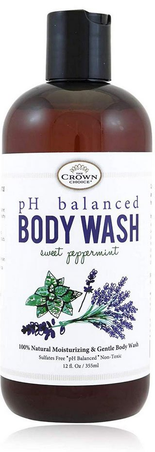 The Crown Choice pH Balanced