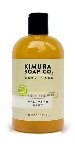 Kimura Soap Organic body wash