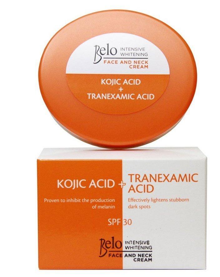 Belo kojic acid + tranexamic acid