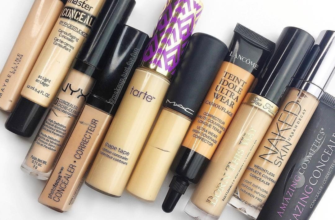 Best concealers for dry skin