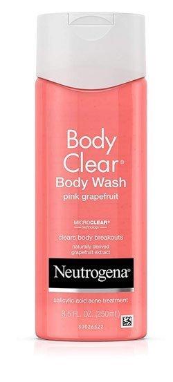 Neutrogena body clear