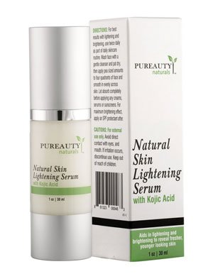 Pureauty Natural Skin Lightening serum