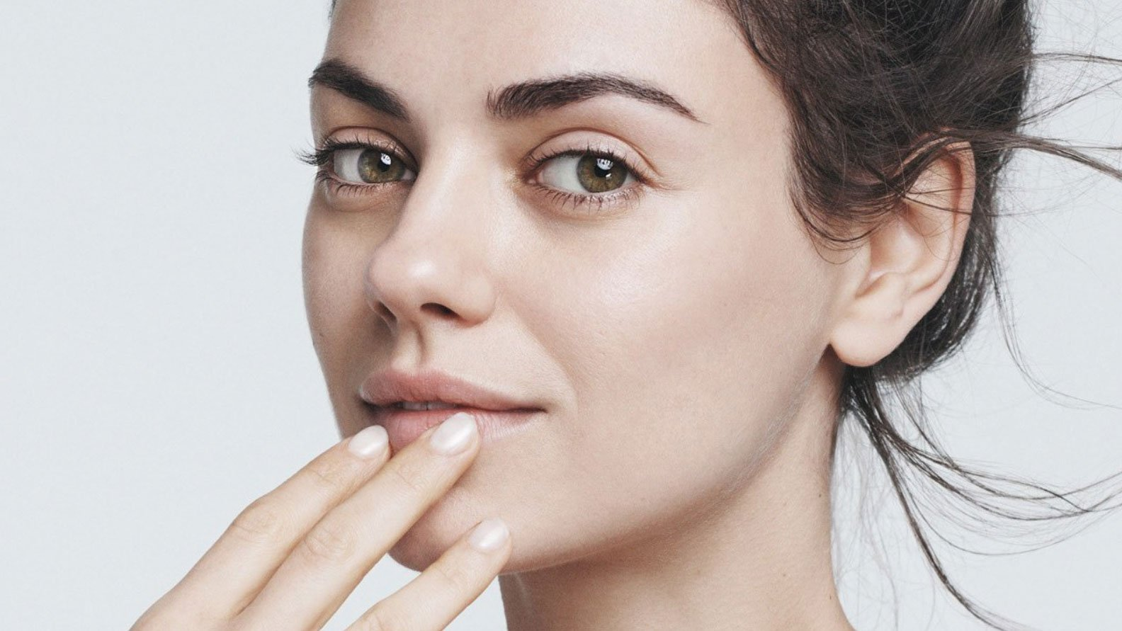 Mila Kunis beauty tips