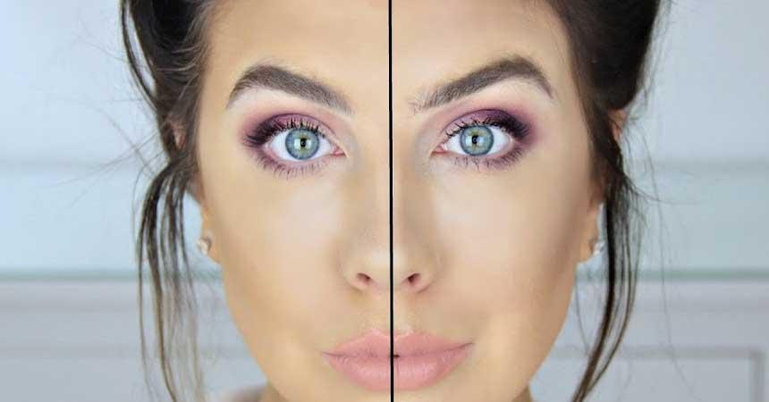 Cream vs powder contour kit