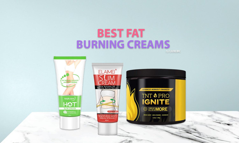 fat burning creams