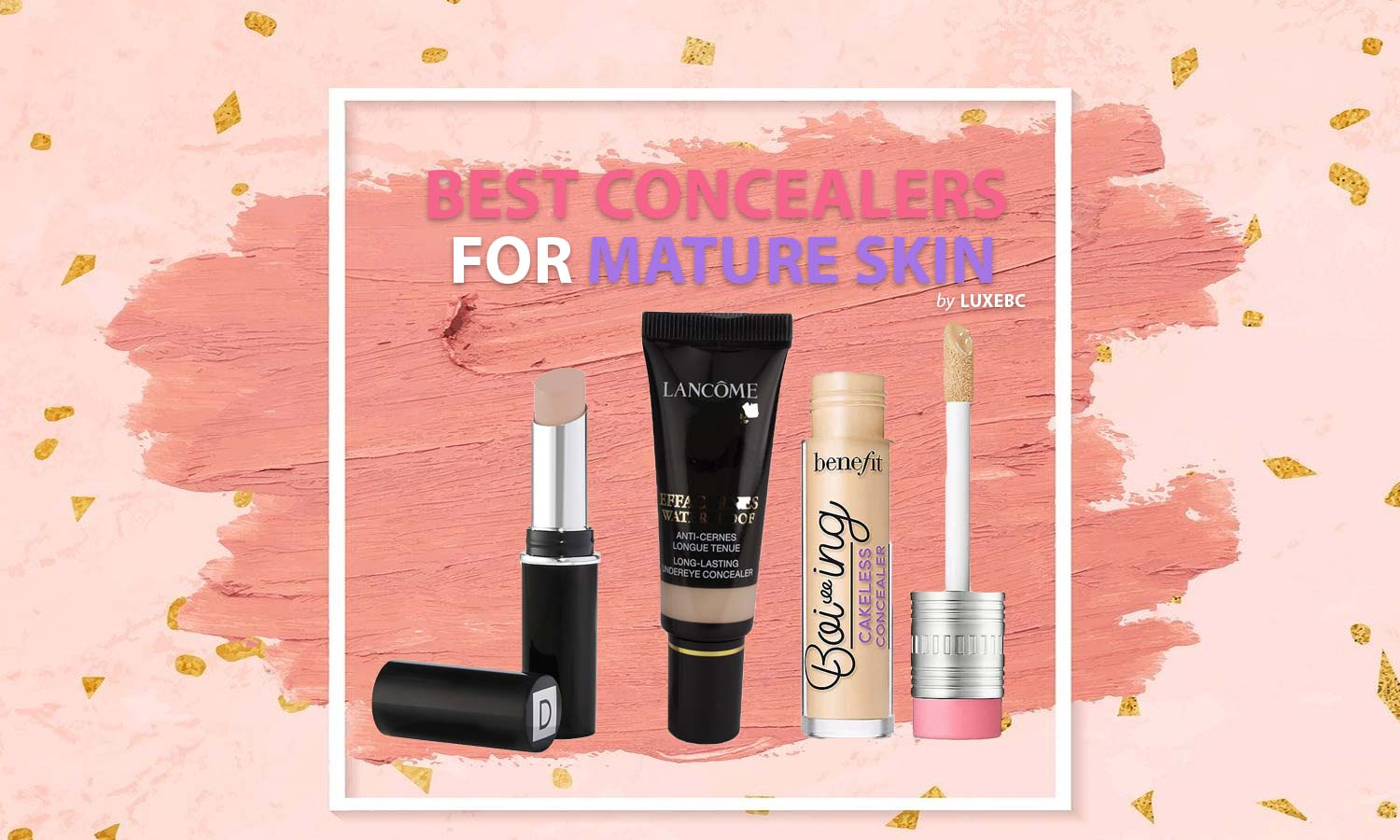 best concealers for mature skin