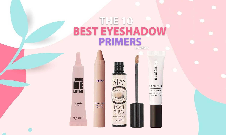 best eyeshadow primers