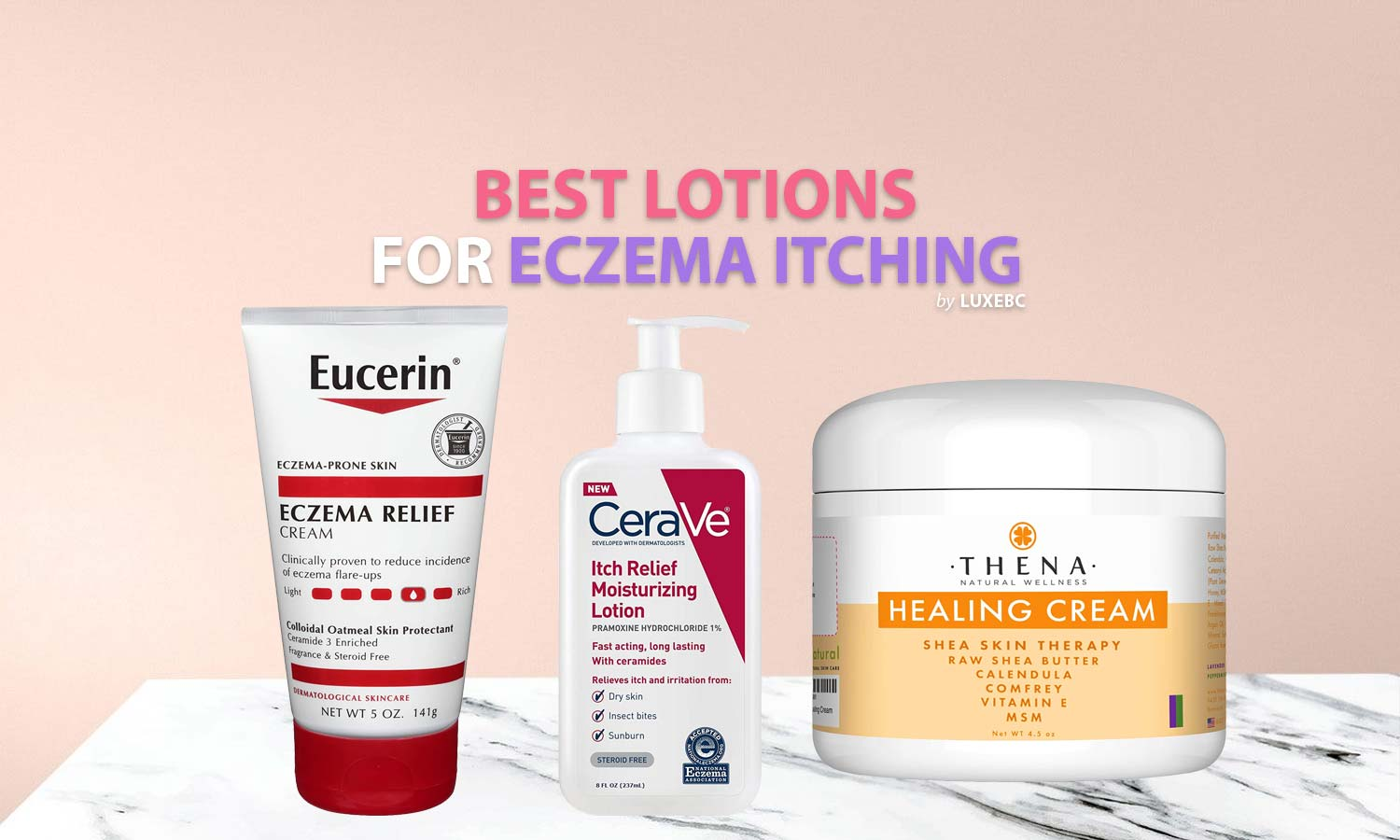 Best eczema cream for itching
