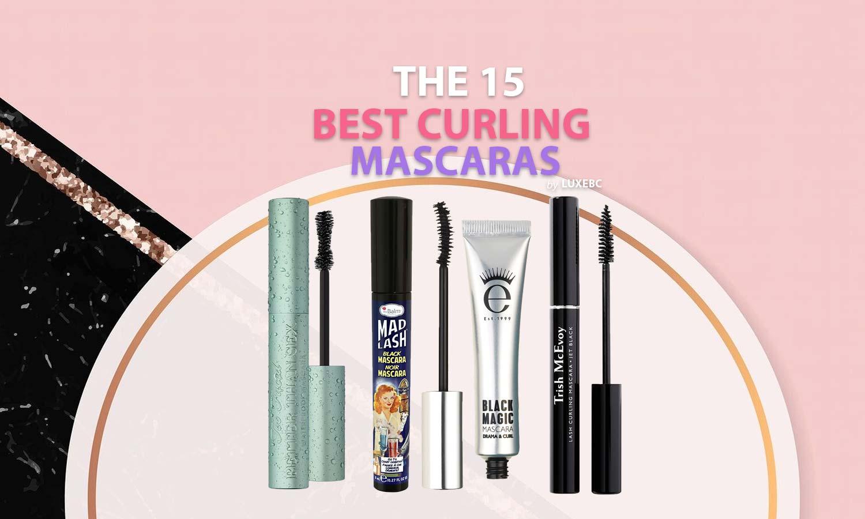 Best curling mascaras