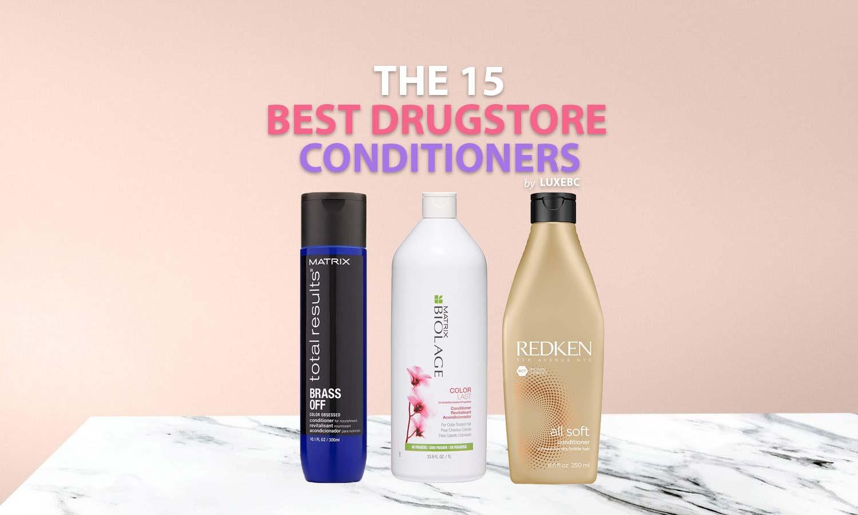 Best drugstore conditioners