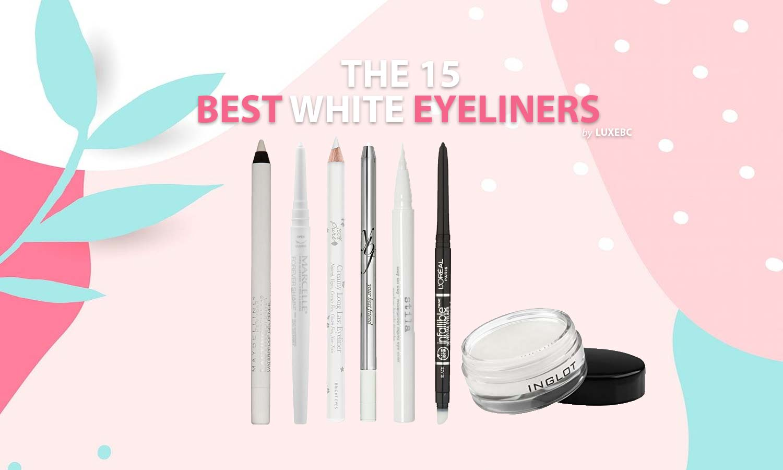 Best white eyeliners