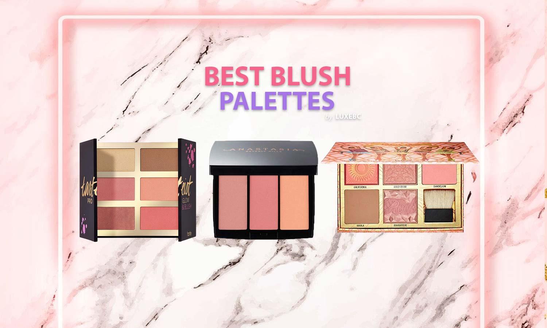 Best blush palettes