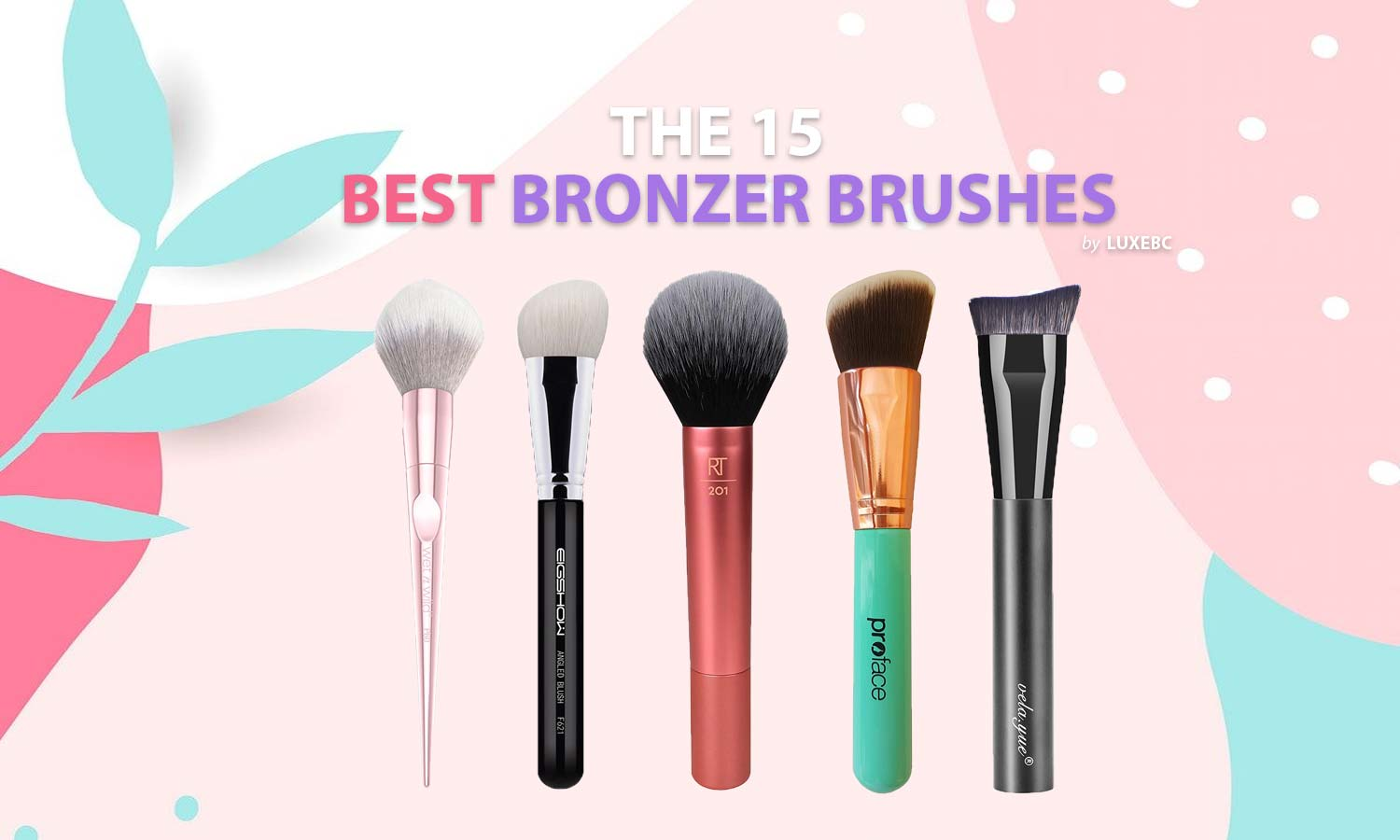 Best bronzer brushes