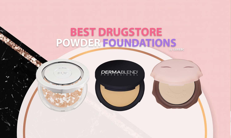 Best drugstore powder foundations