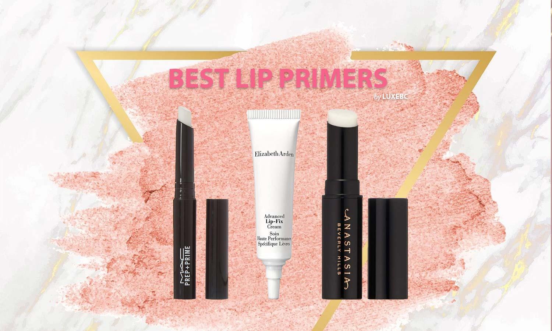 Best lip primers