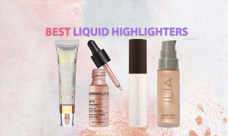 Best liquid highlighters
